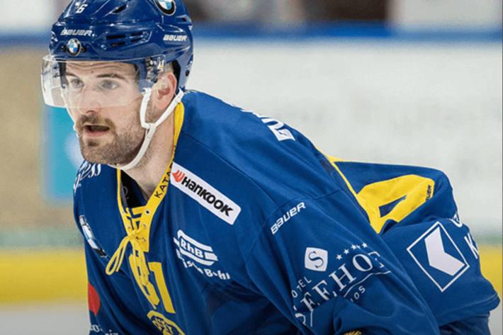 Fabian Heldner wechselt zum Lausanne HC