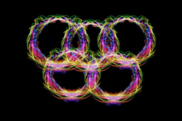 Symbolbild – Olympische Spiele