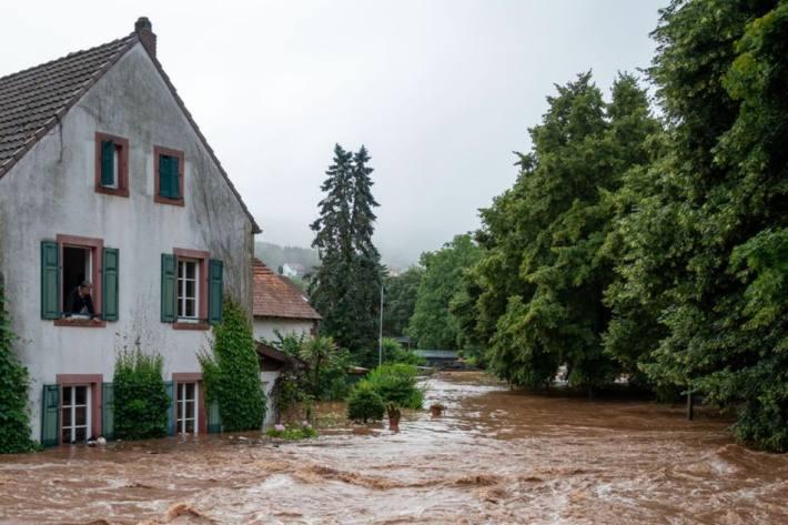 Katastrophe in der Eifel. Mehrere Menschen sind tot, viele werden vermisst.
