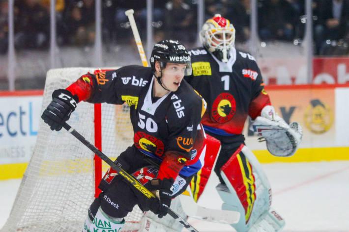 Miika Koivisto trennt sich vom SCB.