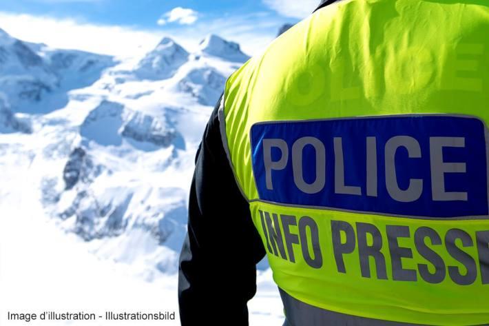 Gestern wurde in Saas-Fee VS ein bewusstloser Skifahrer aufgefunden.
