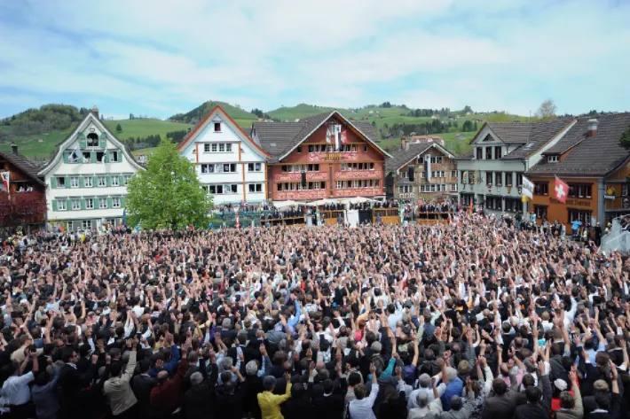 Die Landsgemeinde in Appenzell ist annulliert.