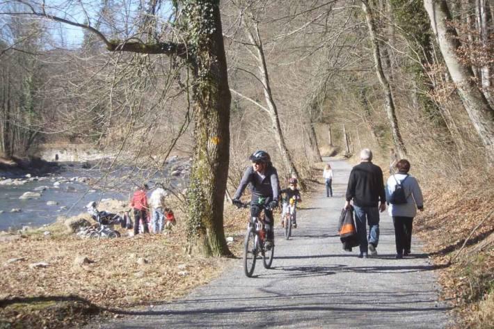 Das Pandemie-Jahr 2020 führte im Wildnispark Zürich zu einem Besucheransturm