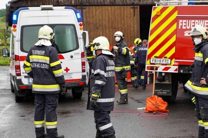 Tödlicher Arbeitsunfall in Sägewerk in Bad Gleichenberg