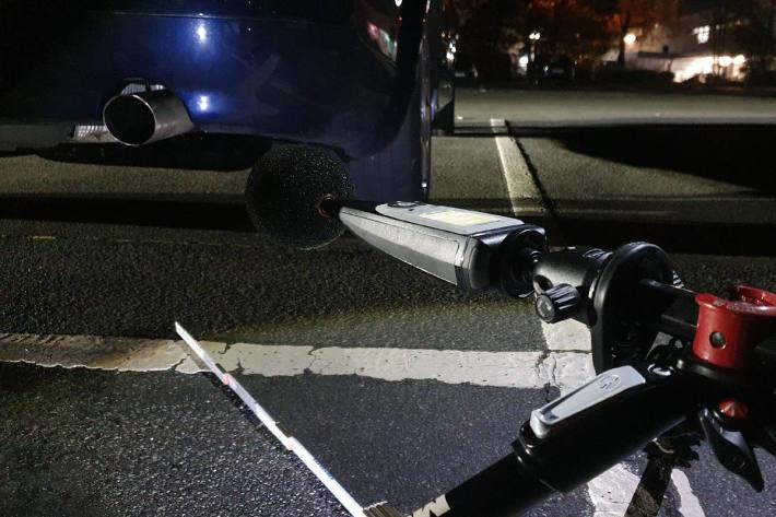 Polizei zieht Audi A 4 aufgrund erheblicher baulicher Veränderungen aus dem Verkehr