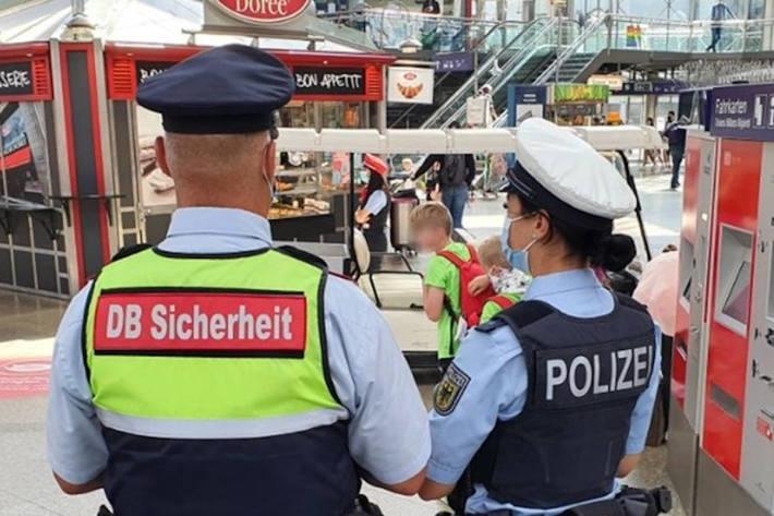Haftvorführung nach Attacke gegen DB-Security in München