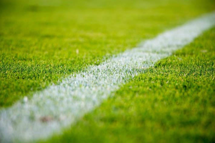 Ein Fussballspiel wird so analysiert. (Symbolbild)