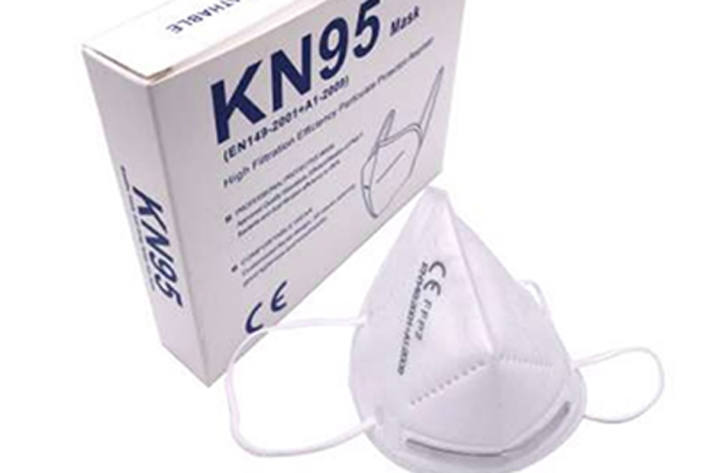 Warnung vor KN95 Atemschutzmasken
