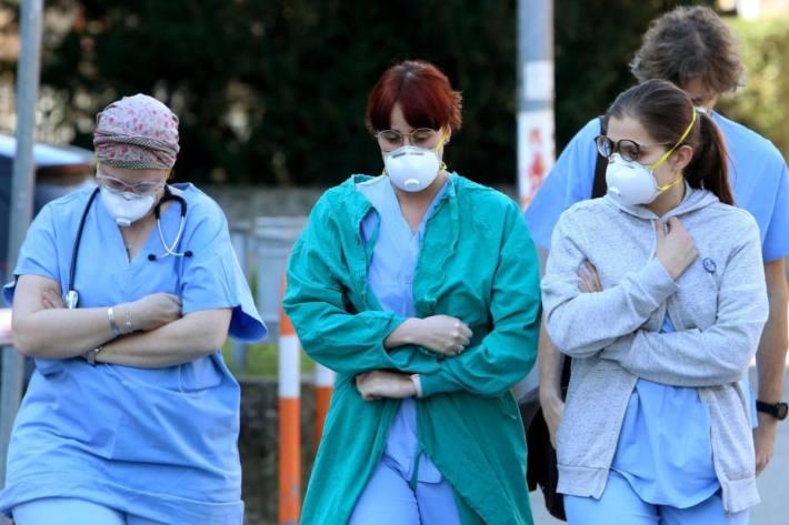 Mehr als die Hälfte der Fälle von Coronavirus geheilt.