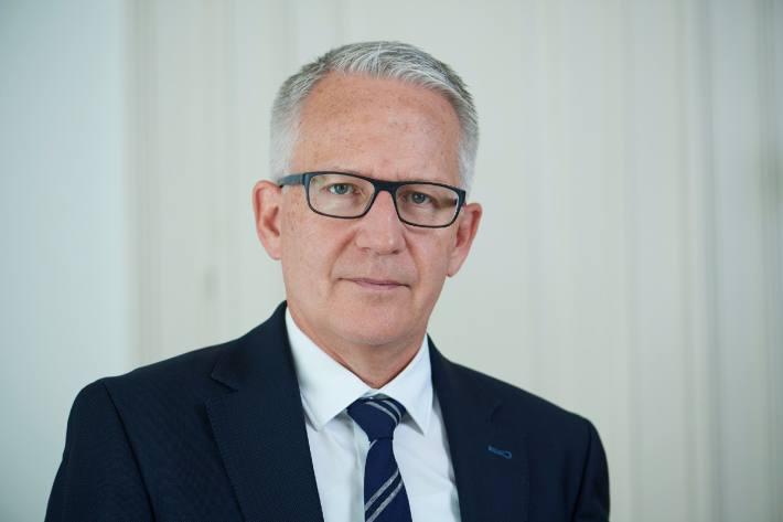 Beat Oppliger ist der neue Kommandant der Stadtpolizei Zürich.