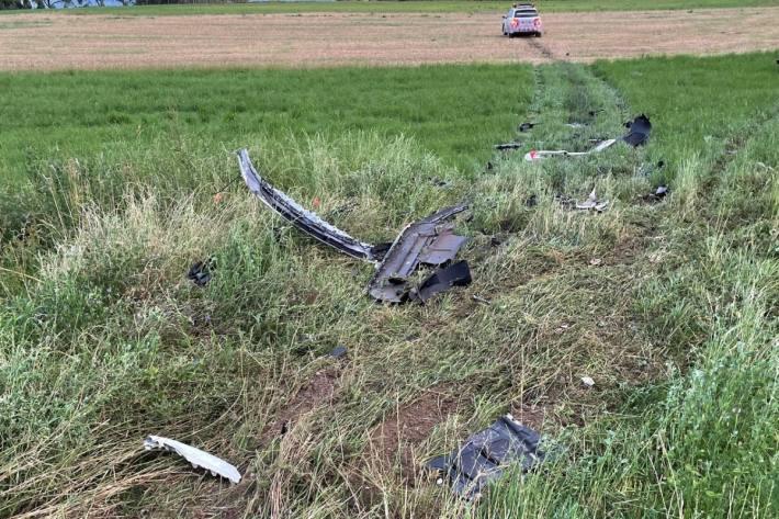 In Heldswil TG hat sich heute ein schwerer Unfall ereignet.