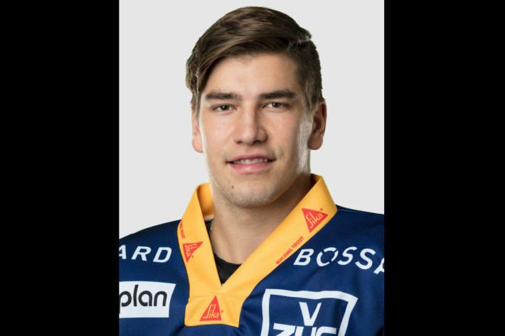 Livio Langenegger hat den Sprung in die erste Mannschaft geschafft.