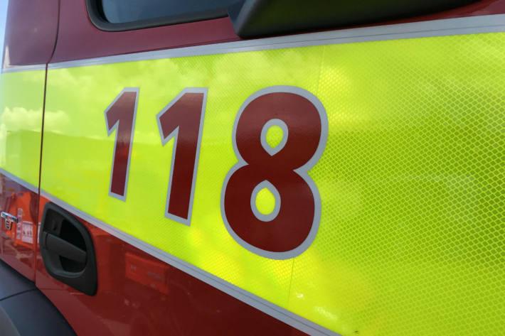 Zwei Gasgrill in Brand geraten – Symbolbild