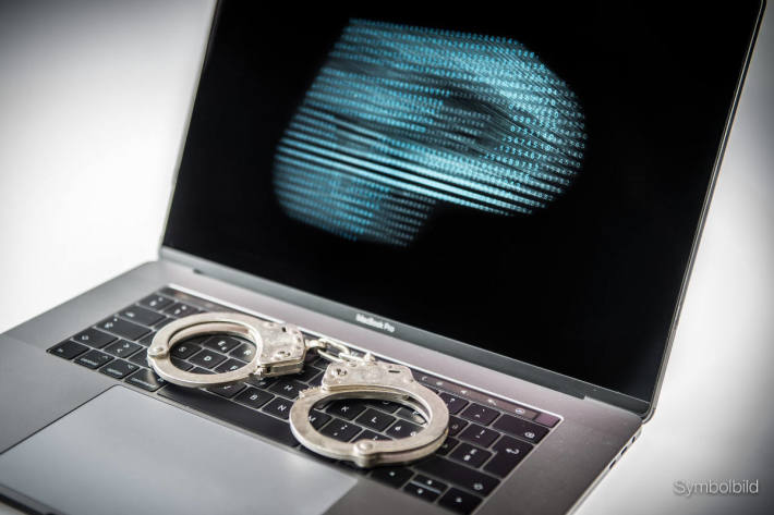 Symbolbild - Online Betrug