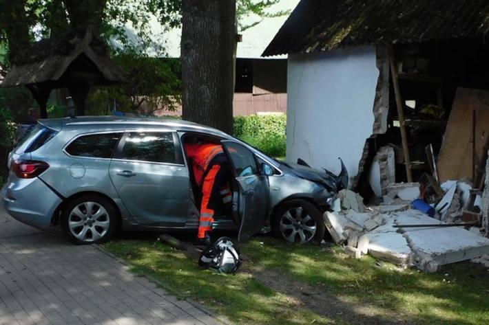 Schwerer Unfall in Schneverdingen