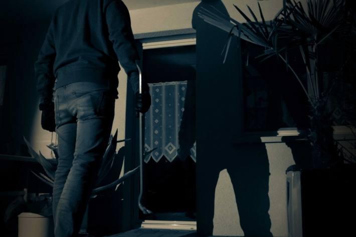 In Rorschach SG sind Einbrecher am Werk gewesen.(Symbolbild)
