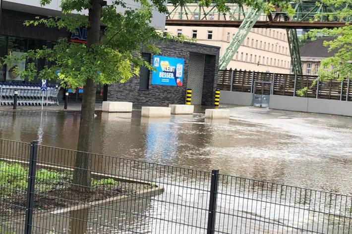 Hilfeleistung Wuppertal