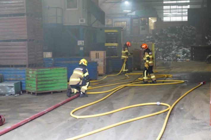 Die Brandursache ist in Schattdorf Gegenstand von polizeilichen Ermittlungen