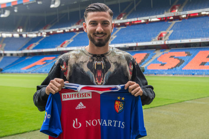 Kemal Ademi Wechselt nach Basel