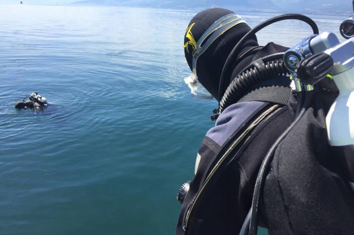 Ein vermisst gemeldeter Bootsführer tot im See in Môtier gefunden