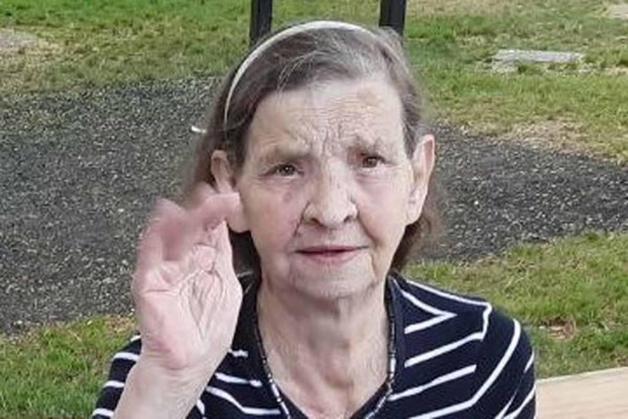 82-Jährige Vermisste