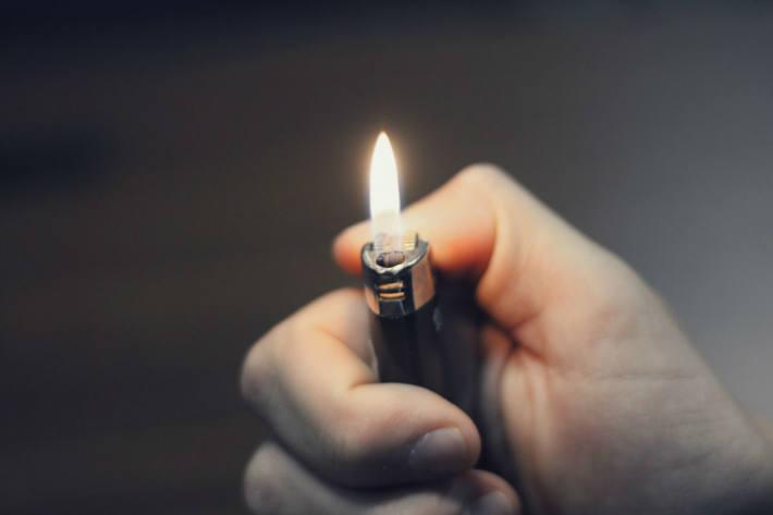 Kripo klärt Brand in Liefering auf (Symbolbild)