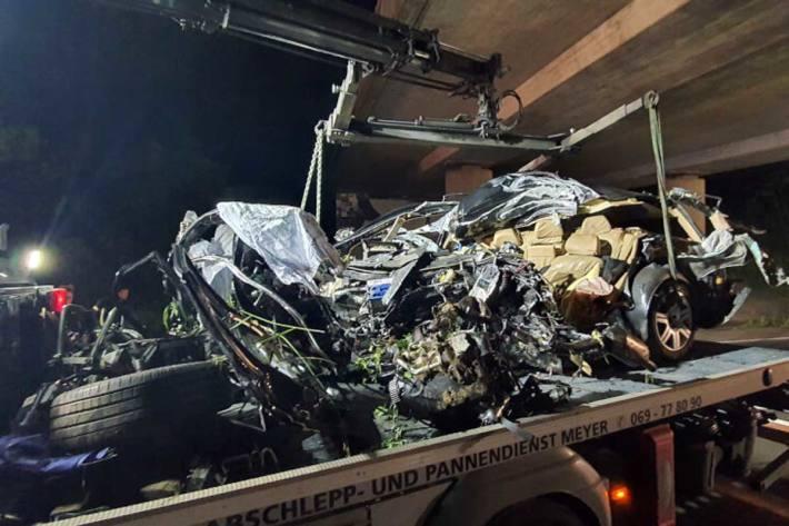 Unfall mit tödlichem Ausgang bei Kelkheim