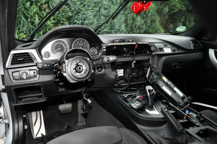 Serieneinbrüche in BMWs