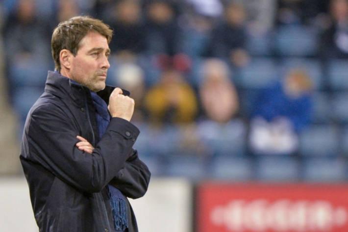 René Weiler nicht mehr Trainer in Luzern.