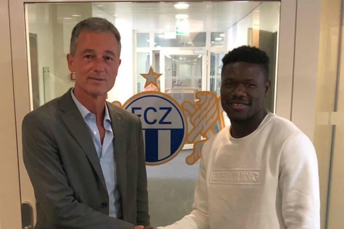 Tosin Aiyegun wechselt zum FC Zürich.
