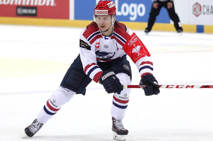 Mika Partanen ab sofort zu Lausanne.