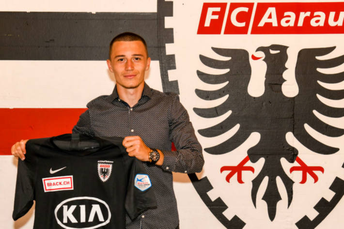 Liridon Balaj kickt nun beim FCA.
