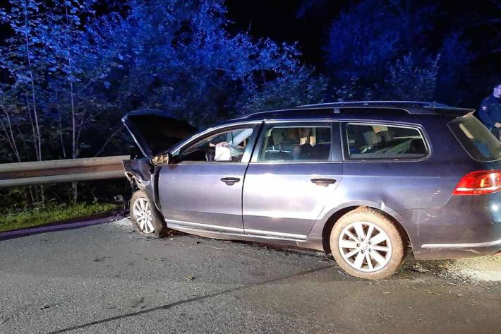 Unfall in Irdning-Donnersbachtal