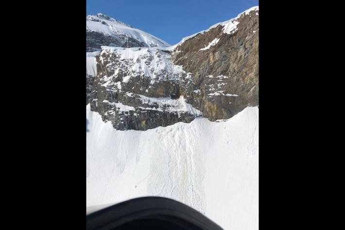 Bergunfall mit Todesfolge bei Isenthal