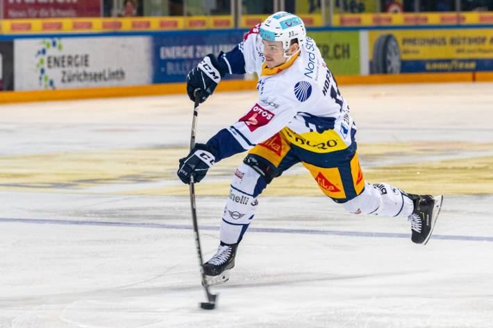 Zugs Topstürmer Grégory Hofmann zieht es in die NHL.