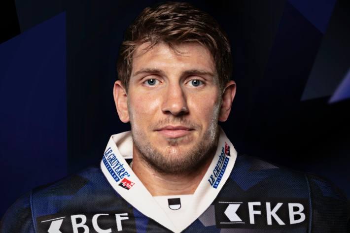 Aufgrund einer Verletzung muss Matthias Rossi vom HC Fribourg-Gottéron pausieren