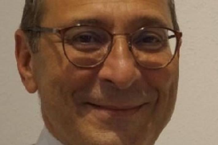 Bild des in Lugano-Viganello TI vermissten 60-jährigen Mannes.