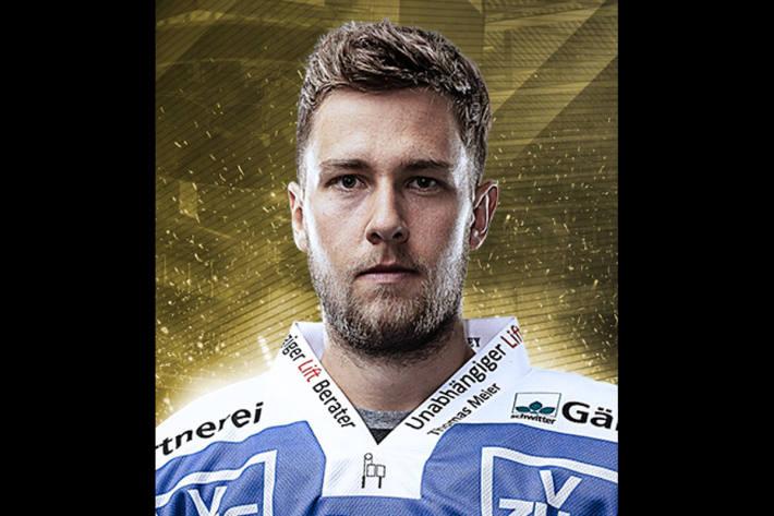 Fabio Kläy wechselt zum SC Langenthal.