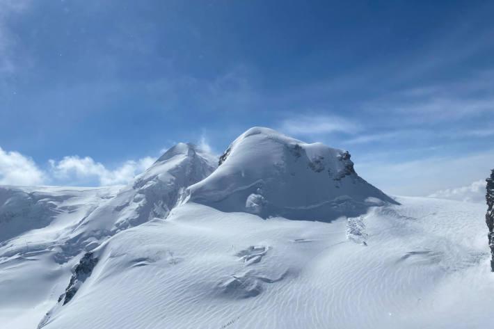 Tödlicher Bergunfall am Pollux