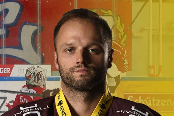 Juraj Simek wechselt nach Rapperswil.