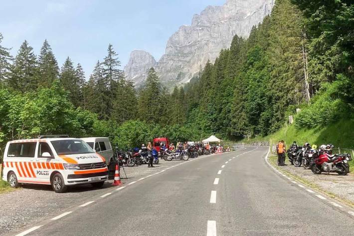 Ziel der Präventionskampagne «Super Biker» ist die Senkung der Anzahl Motorradunfälle
