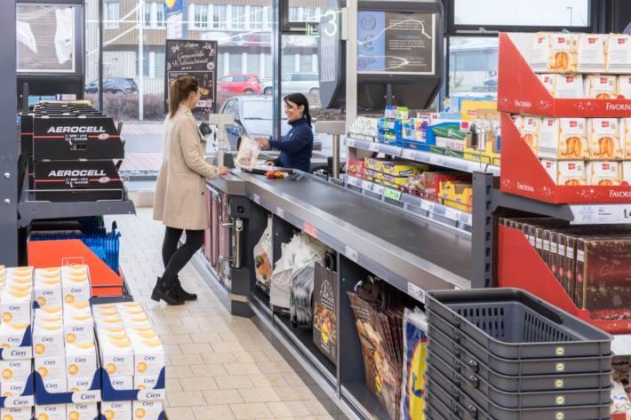 An Heiligabend schliesst Lidl Schweiz seine Geschäfte um 17 Uhr.
