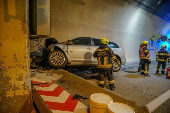 Schwerer Unfall in Semmering