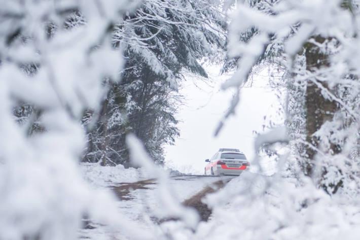 Symbolbild - Eis, Schnee, Kälte