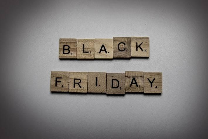Black Friday von den besten Deals profitieren (Symbolbild)