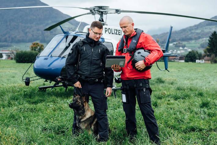Neue Kurzfilme für die Nachwuchswerbung bei der Kantonspolizei