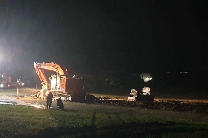Vier Personen bei einem schweren Unfall gestern in Assens VD verletzt.