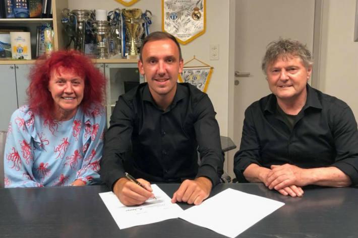 Denis Popovič verstärkt den FCZ.