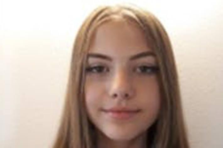 15-jährige Alicia Janine Feigl