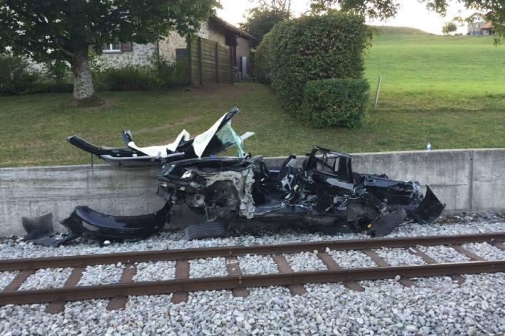 Dramatischer Unfall in Chatel-St.Denis